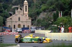 Michael Schumacher (Camel Benetton-Ford B192)