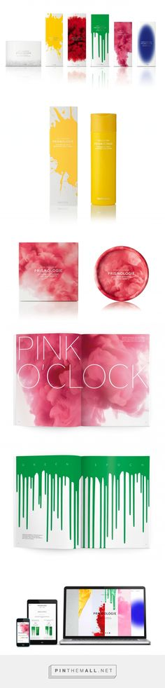 Williams Murray Hamm Prismologie curated by Packaging Diva. I'm in love with this colorful packaging PD