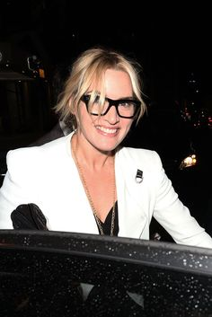 Pictures of Female Celebrities Wearing Glasses | POPSUGAR Fashion UK