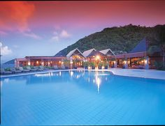 Off The Beaten Path - The Private Island: Peter Island Resort Spa is so romantic #privateisland #BVI