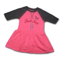 86771611f BabyFans.com: your authority for NFL baby clothes and MLB baby clothes. Baby  SleepersGirls SocksBaseball JerseysBoston Red ...