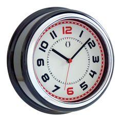 reloj retro clock Retro Clock, Special Gifts, Home Decor, Reading, Books, Christmas, Products, Retro Design, Trading Cards