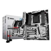 MSI X99A Xpower Gaming Titanium (911-7A21-002)  MASTER THE GAME To master the game you need a masterful system. The MSI Enthusiast GAMING motherboards are honored with the suffix M for Master to cite its truly outstanding design ready to guide you to the next level in gaming. Unmatched Memory Performance and Stability With traditional memory design the memory signals are often distorted by electromagnetic signals from other components making the system perform slower or become unstable. MSI…
