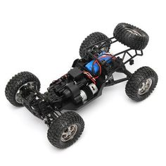 HBX 12889 1/12 2.4G 4WD RC Truggy Thruster Off-Road Desert Truck Two Speed Mode RC Car Sale - Banggood.com