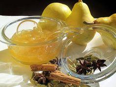 Tentazioni di gusto: Confettura di pere alle spezie - metodo Ferber