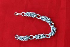 bracciale originale in chainmail, by Fantasie in arte, 13,00 € su misshobby.com