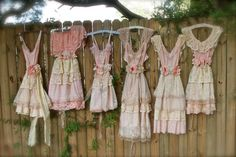 Custom mix and match Bridesmaid dresses-Eco-friendly. $120.00, via Etsy.
