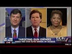 Database Debate - Hawaii Keeping Track Of Gun Owners Gun Debate - Fox & Friends | CNN Times