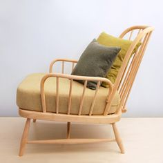 Ercol Jubilee armchair designed by Lucian Ercolani