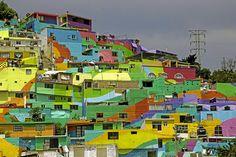 Palmitas, Pachuca, Mexico.