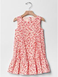 Speckled side-pleat dress: $34.95, available in sizes 12 months to 5 years. Gap Kids & Baby Gap: $$, local Cville franchise