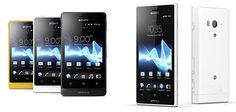 Sony announces Xperia Go and Xperia acro S: waterproof and dual-core