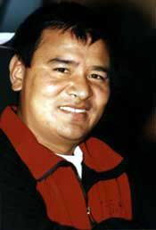 Babu Chhiri (1965 - 2001) Sherpa mountaineer, holds the record for the quickest time climbing from base camp to the summit of Mt. Everest, he had summited Everest ten times before he fell into a crevasse while guiding an expedition