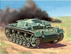 The Zvezda Sturmgeschutz III Ausf.B in 1/100 scale from the plastic tank model kit range accurately recreates the real life self-propelled gun. This Zvezda vehicle model does not require glue but may require paint to complete.
