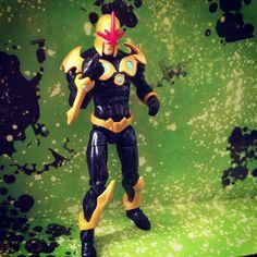 Nova - Marvel Universe - Action Figures