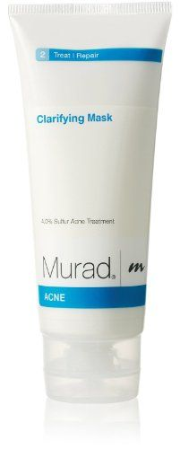 Murad Acne Clarifying Mask  265 Oz * Click image for more details. (Note:Amazon affiliate link) #FacialMask