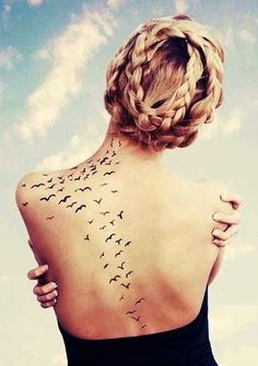 10 Most Beautiful Small Birds Tattoos That Everyone wish to Have