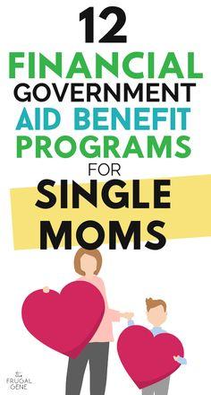 Single Mom Help, One Income Family, Money Saving Mom, Mom Advice, Budgeting Finances, Single Parenting, Cash Money, Free Money, Single Parenthood