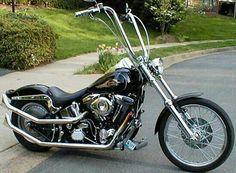 Harley Davidson Softail Ape hanger