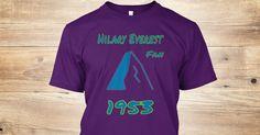 https://teespring.com/hillary-everest-fan-t-shirt