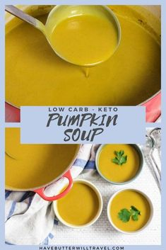 This keto pumpkin soup recipe is silky smooth, lovely and thick and full of flavour. If you love pumpkin soup you need to give this a try. #pumpkinsoup #ketopumpkinsoup #lowcarbpumpkinsoup Low Carb Keto, Low Carb Recipes, Vegan Recipes, Pumpkin Soup, Pumpkin Recipes, Pea And Ham Soup, Diet Dinner Recipes, Tomato Soup Recipes, Low Carbohydrate Diet