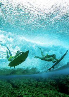 Surfing in Hawaii. #thepursuitofprogression #Lufelive #Surf #Surfing #Waves #NY #LA: