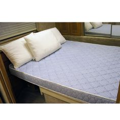RV Mattress Sizes, Types, and Places To Buy Them