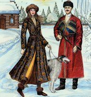 Amazon Drygoods - Russian Cossack Uniform, $21.00 (http://www.amazondrygoods.com/products/russian-cossack-uniform.html)