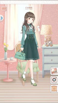 Anime Outfits, Girl Outfits, Anime Dress, Anime Princess, Anime Couples Drawings, Female Character Design, Girl Costumes, Anime Art Girl, Female Characters