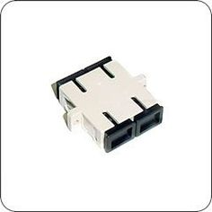 Stay Online Fiber Optic Adapter - SC to SC Multimode Duplex - http://www.audiovideocabledeals.com/computer-cables/computer-cables-fiber-optic-cables/stay-online-fiber-optic-adapter-sc-to-sc-multimode-duplex/