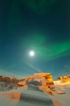 ✯ Hunter's Moon Aurora ::•:: By Savillent ✯