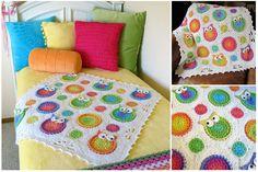 Owl Blanket