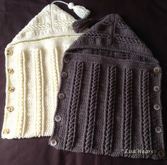 Ravelry: Cosy Toes Sleep Sack pattern by Lisa Wears