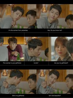 She's my girlfriend!! Ep13, descendants of the sun