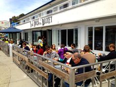 Picnic Basket Restaurant - Santa Cruz CA