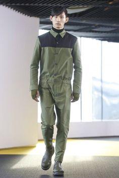 Kenzo Menswear A/W 2015