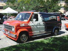Ford Van Cool Vans, Hash Tag, Custom Vans, Hot Wheels, Hot Rods, Ford, Trucks, Nice Cars, Vehicles