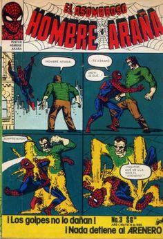Cover for El Asombroso Hombre Araña (Novedades, 1980 series) #3