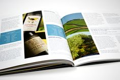 SOGRAPE . Annual Report 2013 on Behance