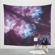 Hey, I found this really awesome Etsy listing at https://www.etsy.com/listing/225259371/nebula-wall-tapestry-indooroutdoor