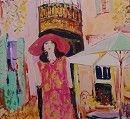 George Hamilton - Artist - Zantman Art Galleries - Fine art gallery in Carmel, CA George Hamilton, Brush Strokes, Traditional Art, Rodeo, Whimsical, Sculpture, Fine Art, Gallery, Artist