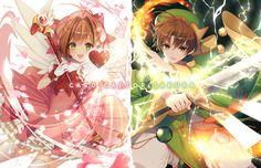 Sakura & Shaoran - Card Captor Sakura