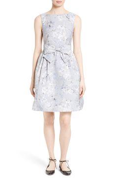 91e380b901 Ted Baker London Quett Fit   Flare Dress