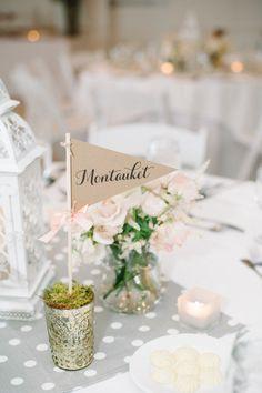 75+ Creative Wedding Table Names