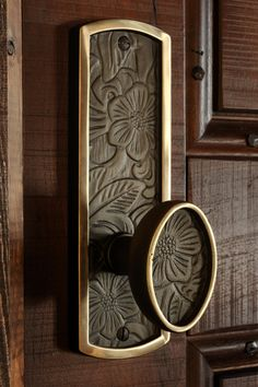 Custom Bronze Door Hardware