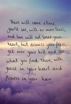 mumford and sons, 'after the storm', favourite song from these guys, its beautiful, want it tattooed on me