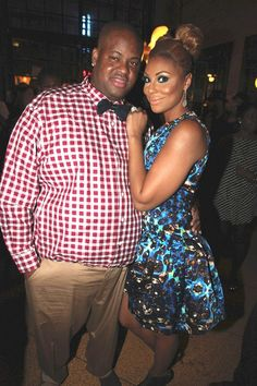 WE tv Throws a Huge NYC Bash to Celebrate New Spin-Off Series Tamar & Vince! (Photos)