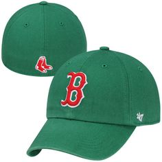c8d011587dc  47 Boston Red Sox Kelly Green Franchise Fitted Hat Hat Sizes