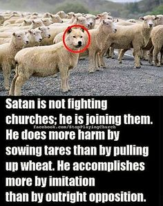 """""""The focus of Satan's efforts is always the same: TO DECEIVE US INTO BELIEVING that the PASSING PLEASURES OF SIN are more satisfying than obedience."""" ~ Sam Storms"""