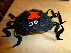 Make your own spider